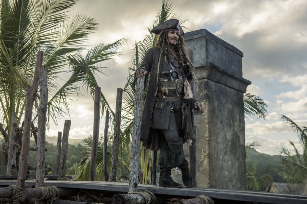 Pirates of the caribbean dead men